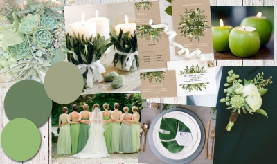 Colour Inspiration: Hues of Green