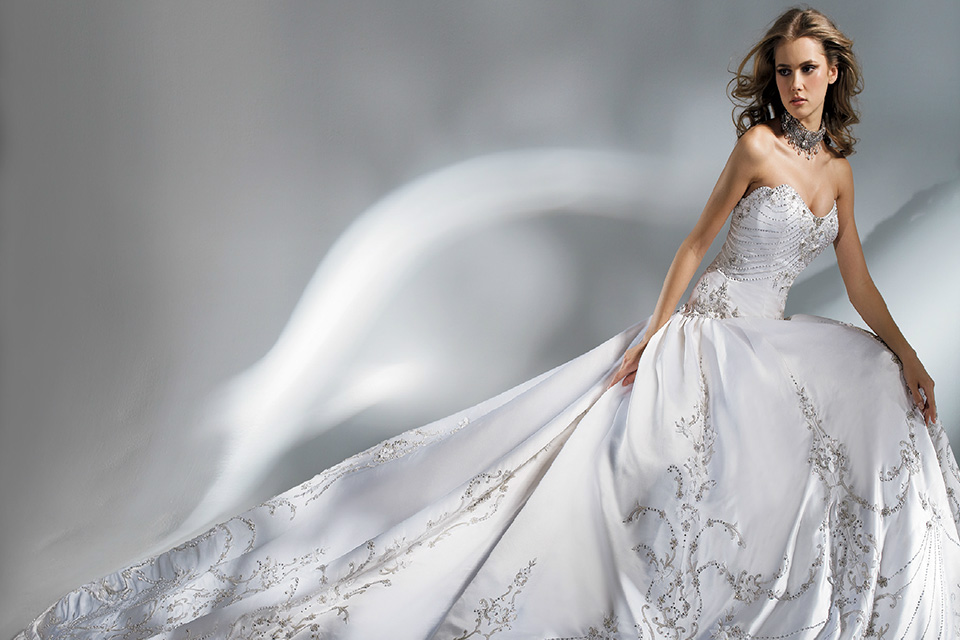 Marcus Wedding Dress Gallery
