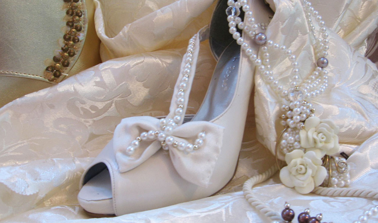 Pied a Terre Wedding Shoes Cyprus
