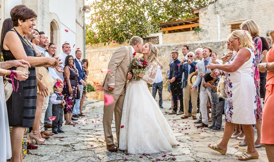 Real Wedding: Joanna & William | Apokryfo, Lofou
