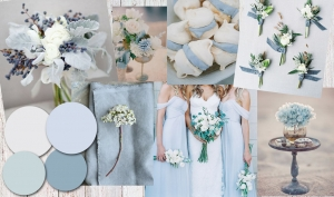 Colour Inspiration: Ice Blue and Grey