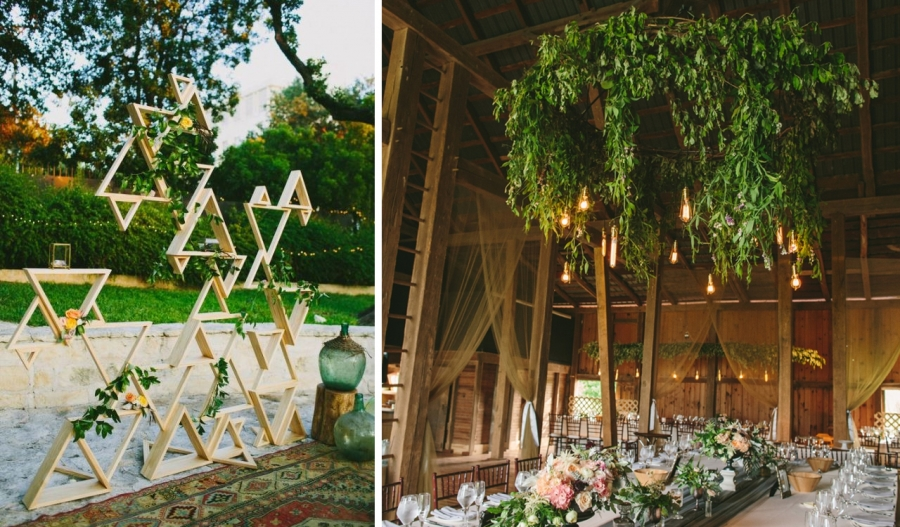 Wedding Trend Watch 2017: Installations