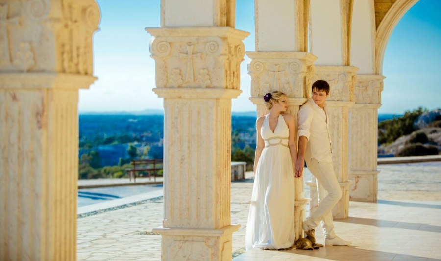6 Options for Ceremony Venues in Cyprus