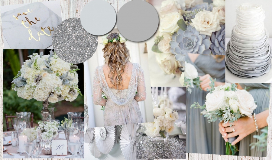 Colour Inspiration: Grey and Silver